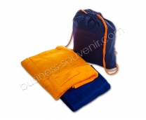 Махровые полотенца в наборе | Под заказ |  Корпоративные цвета | Брендирование