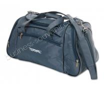 Дорожная сумка с боковыми карманами | Пошив на заказ | Нанесение логотипа